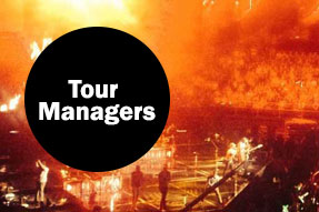 massage experts for music tour managers